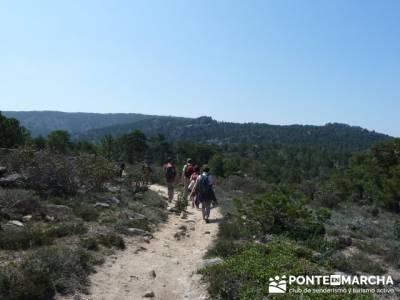 Cuerda de Cuelgamuros - Senderismo Ávila - Ruta Madrid; zona norte